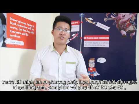 Chia sẻ kinh nghiệm học tiếng Anh hiệu quả của bạn Duyệt