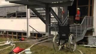 NguoiViet.de - Đức: cháy phân xưởng người khuyết tật, 14 người chết
