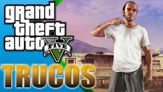 GTA V TRUCOS Para PS3 Y Xbox 360