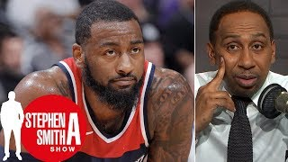 Stephen A. to John Wall: Put on your big-boy pants | Stephen A. Smith Show