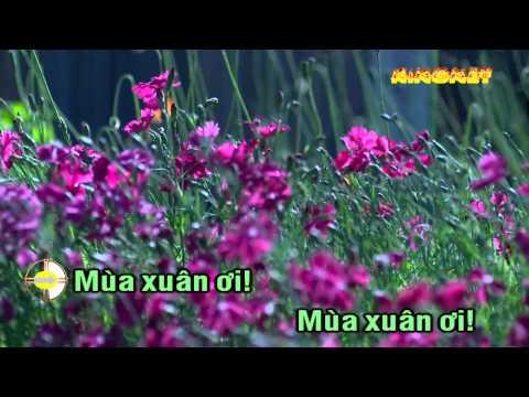 [Beat Karaoke] Nụ Hôn Mùa Xuân