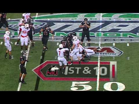 2013 Bowling Green Football Season Highlights