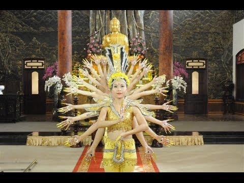 Múa Thiên Thủ Thiên Nhãn: Hạnh nguyện Quan Âm