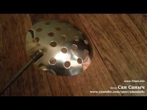 Как сделать шумовку для зимней рыбалки своими руками