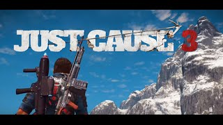 Just Cause 3 - Bavarium Base Takedown