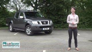Nissan Navara Pick-up Review CarBuyer