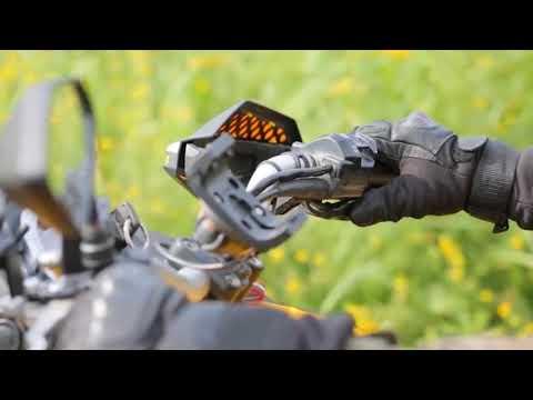 АвтоNews: тестируем мотоцикл эндуро. Программа от 18.08.2017