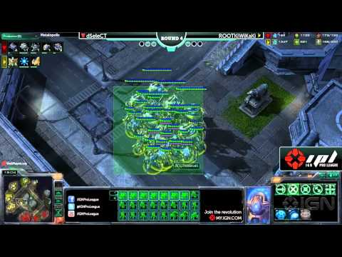 IPL: Losers: Finals- dSeleCT vs ROOTKiWiKaKi- Game 4