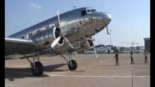 DC-2 Uiver at Schiphol-Amsterdam 2009 view on youtube.com tube online.