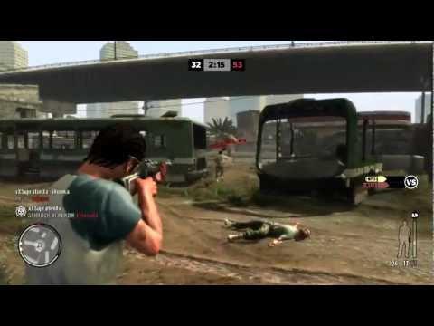 Смотрим на мультиплеер Max Payne 3