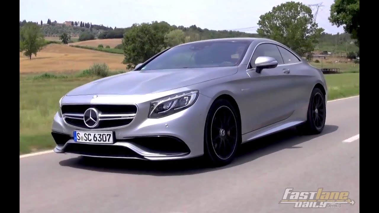 2015 mercedes benz s63 amg coupe review fast lane daily for Mercedes benz s63 amg biturbo