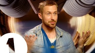 """""""More shaking!"""": Ryan Gosling on playing Neil Armstrong for First Man"""