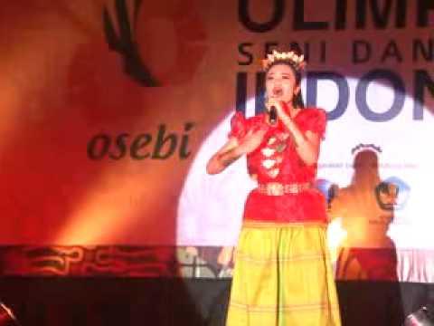 Juara 1 Lomba Baca Puisi - Amelia Devota Sukmawati - Pribadi , Bandung