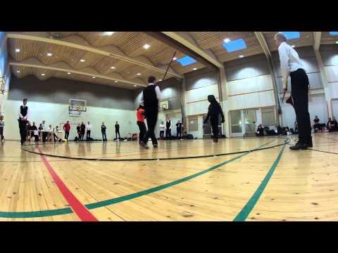 Helsinki Bolognese Open 2013 Final - Ties Kool vs Rob Runacres