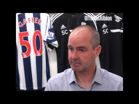 Steve Clarke celebrates his 50th birthday