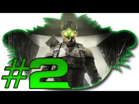 -02- Let's Play Splinter Cell Blacklist (Blind/German/HD)