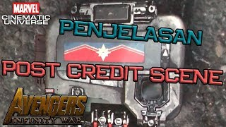 (SPOILER!!) Penjelasan Post Credit Scene Avengers Infinity War | Marvel Indonesia