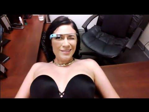 Google Glass Pornify Everything
