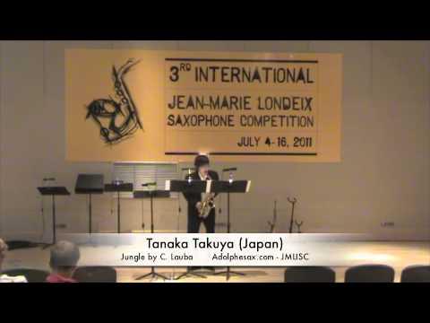 3rd JMLISC: Tanaka Takuya (Japan) Jungle by C. Lauba