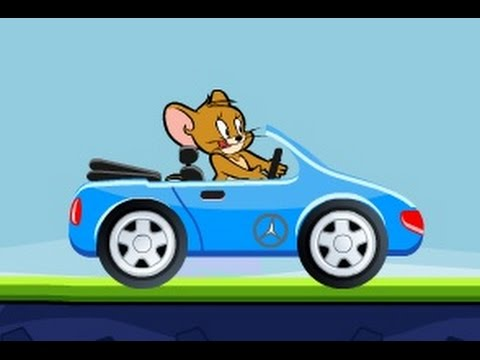 Tom And Jerry Cartoon Games Movie Crazy Race Tom & Jerry 2015