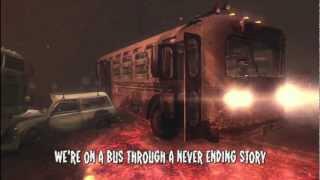 "Zombies Pt. 7 ""Tranzit"" Music Video Borderline"