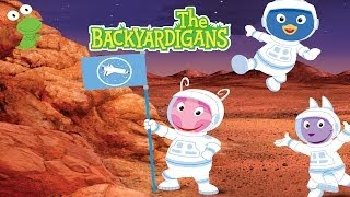 THE BACKYARDIGANS - Mission to Mars - SUBSCRIBE