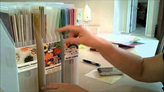 Organizing Paper.wmv