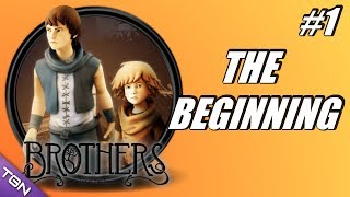[Brothers #1- A Tale of Two Sons w/Facecam (PC Live gameplay-...] Video