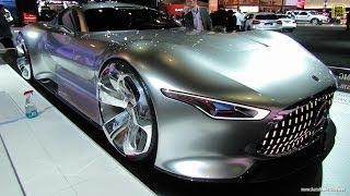 2015 Mercedes-Benz AMG Vision Gran Turismo Concept