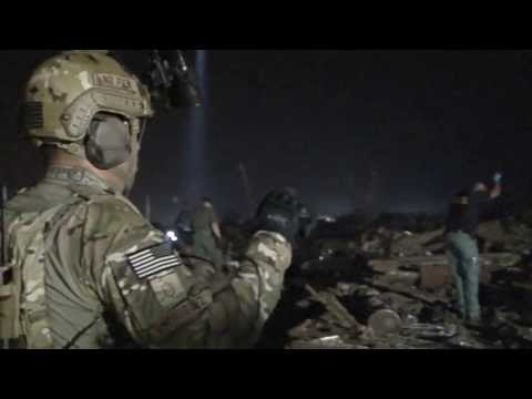 146th ASOS aids search and rescue operations for Moore tornado