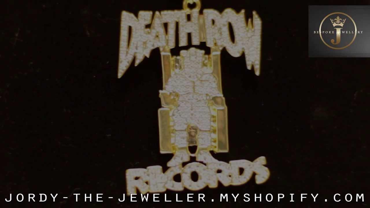 Death row records pendant youtube
