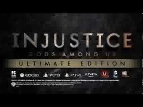 Trailer de lançamento - Injustice: Gods Among Us Ultimate Edition
