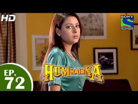 Hum Hai Na - हम है न - Episode 72 - 19th December 2014