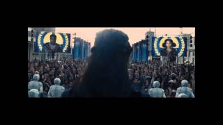 Hunger Games Mockingjay Official Trailer 2014