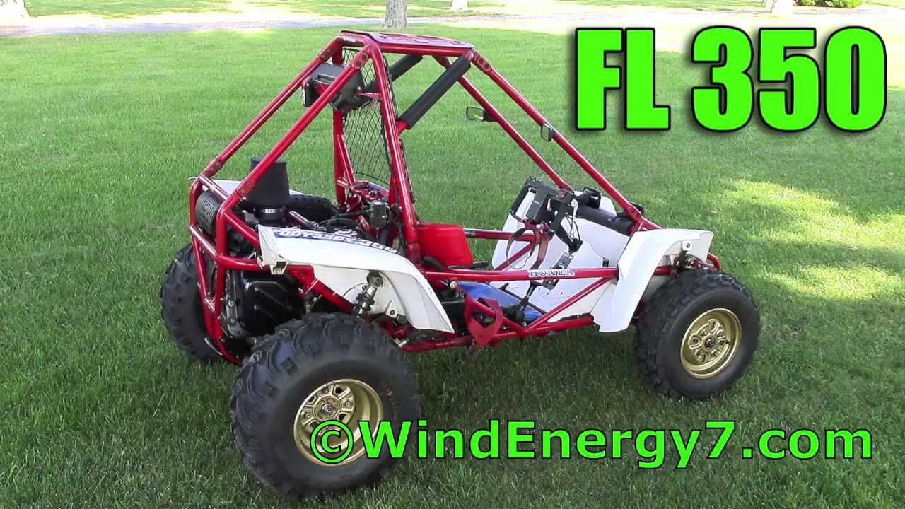 4 stroke honda pilot atv for autos post for Honda odyssey pilot