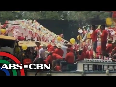 Bocaue celebrates as Pagoda sails again