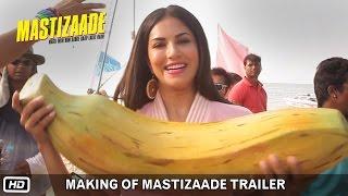 Mastizaade movie Trailer, Sunny Leone, Tusshar Kapoor, Bollywood movies