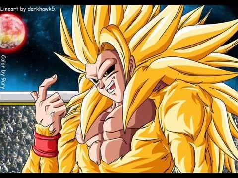 20 cấp super saiyan. Son Goku Kakarot