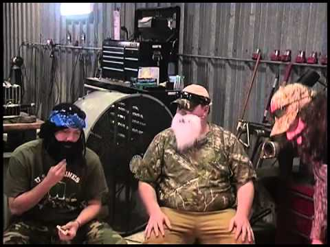 Day 1 - Duck Dynasty goes to Colossal Coaster World: VBS 2013