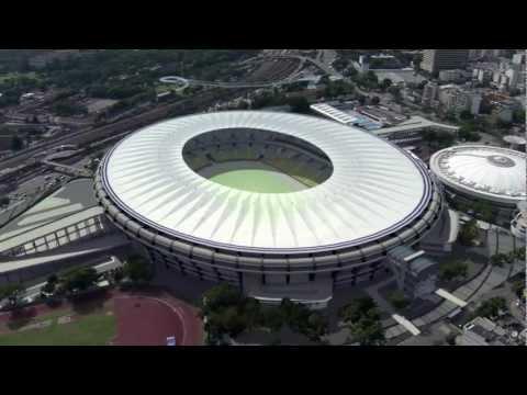 Maracanã - Conheça detalhes do estádio