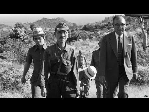 Japan WW2 soldier who refused to surrender Hiroo Onoda dies