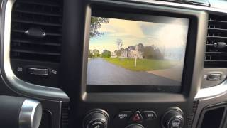 2014 Dodge Ram 2500 6.7 Customtronix 8.4an Hack. Front Cam