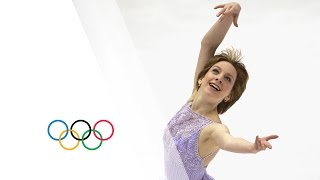 Amazing Figure Skating Gold For Underdog Sarah Hughes - Salt Lake 2002 Winter Olympics