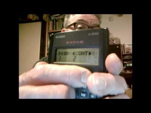 Casio rekenmachine fx82ms