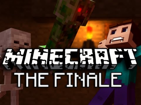Minecraft: Survival Let's Play Ep. 39 - The Final Battle