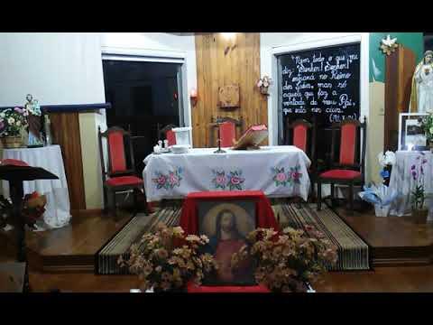 Santa Missa | 02.06.2021 | Quarta-feira | Padre Robson Antônio | ANSPAZ