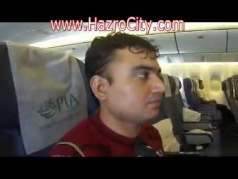 Peshawar to Karachi by PIA's Boeing 777-200 ER (Part 2 of 2)