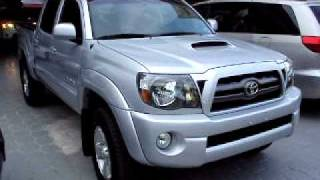 AutoConnect.com.mx: Camioneta Pick Up Tacoma 2009