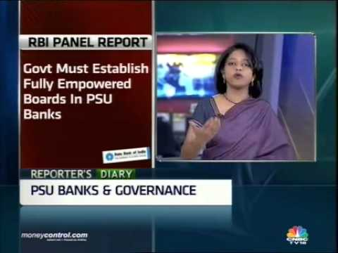 Board governance of PSU banks is weak: RBI panel