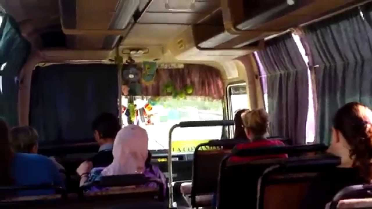 Șofer periculos pe ruta de bus Sîngerei-Sloveanca